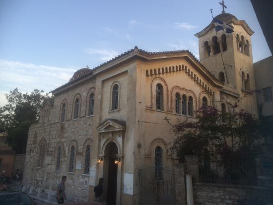 ‪Agios Nicholas Rangavas Church‬