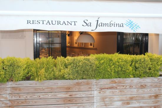 Restaurant Sa Jambina