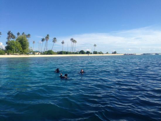 Semporna, Malezya: Pulau Sipadan Diving
