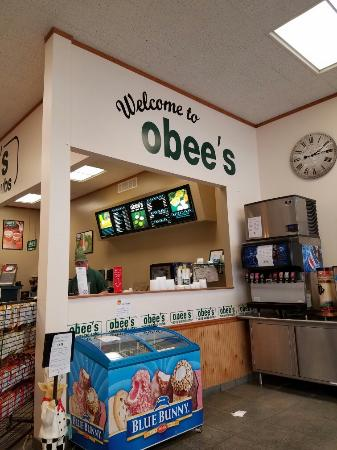 Obee's Soup-Salad-Subs