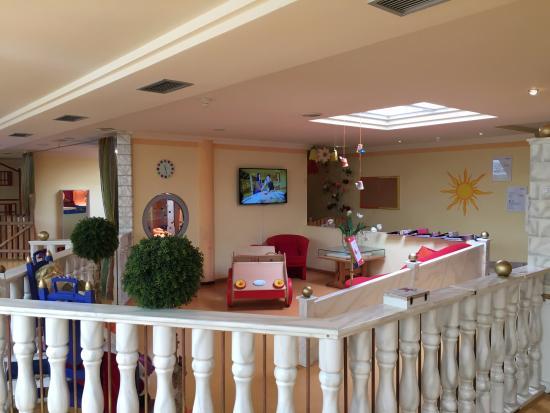 Familien Wellness Residence & Hotel TYROL: Kinderclub