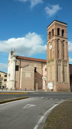 Chiesa di Zianigo