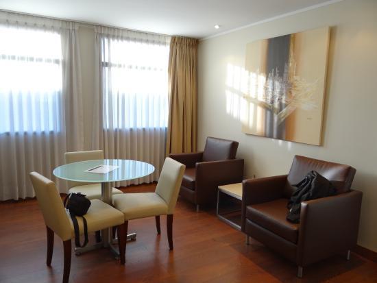 Hotel Reina Isabel: habitación suite