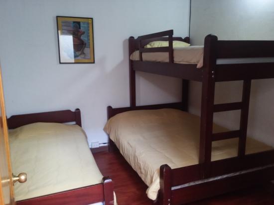Hotel la Posada del Sol: Family Rom 3 people