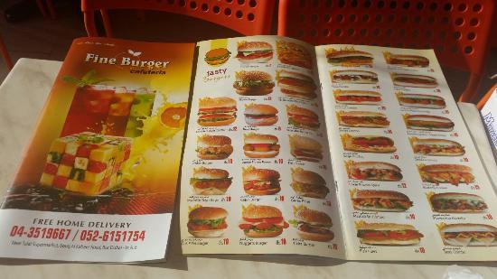 Fine Burger