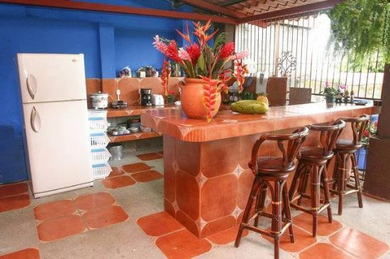 Hotel la Posada del Sol : Kitchen