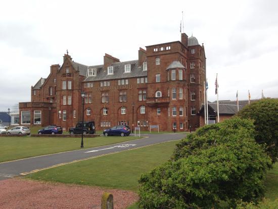 The Marine Hotel Resmi