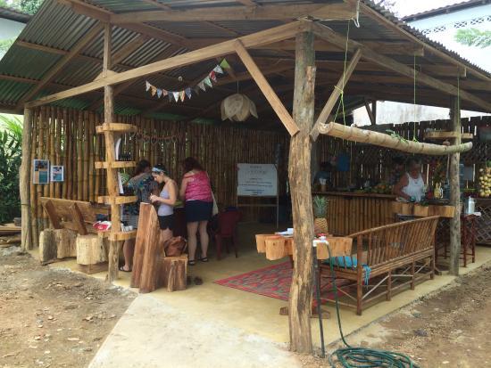 Manzanillo, Costa Rica: The Classroom at Centro Ashe