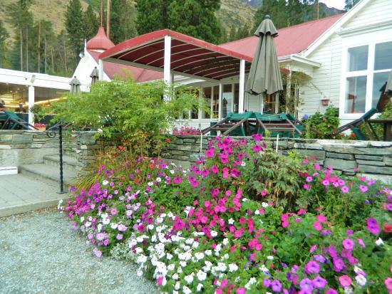 Κουίνσταουν, Νέα Ζηλανδία: Colonel's Homestead Restaurant