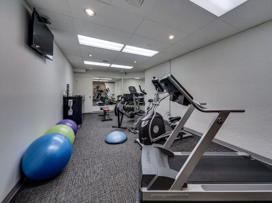 Cranbrook, Kanada: Fitness Room