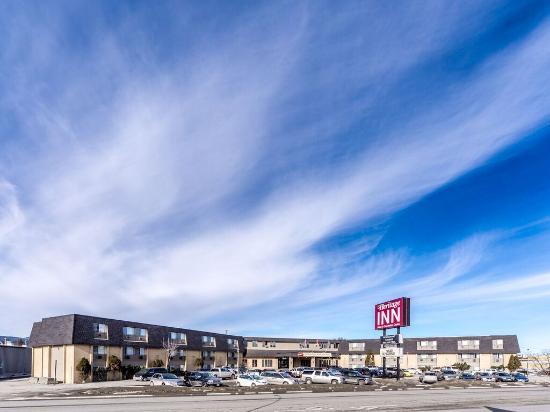 Cranbrook, Kanada: Exterior