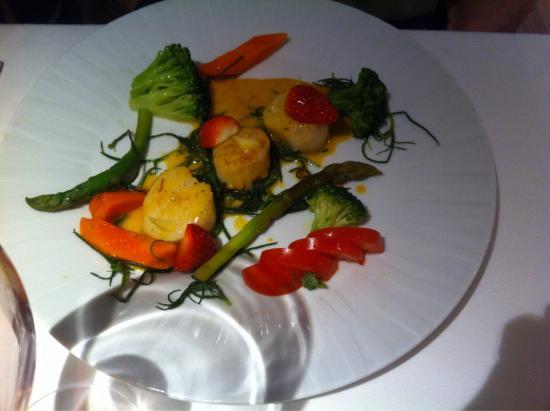 Duernten, Suiza: Italienisches Spezialitätenrestaurant mit Charme und viel Liebe eingerichtet. Auf Wunsch wird no