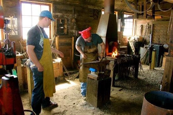 Blacksmith Shop Museum