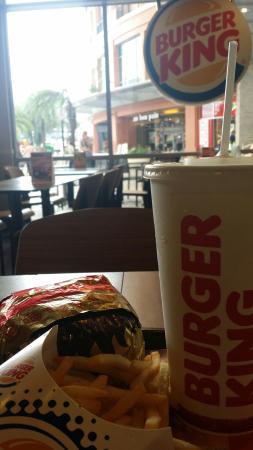 burger king peeing