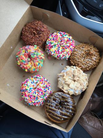 Uncle Dood's Donuts