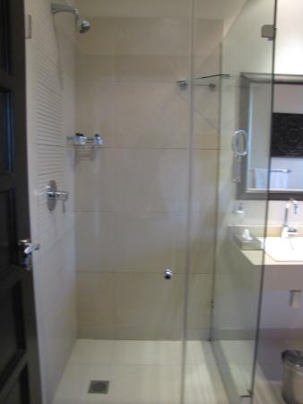 Endless Horizons Boutique Hotel: Shower
