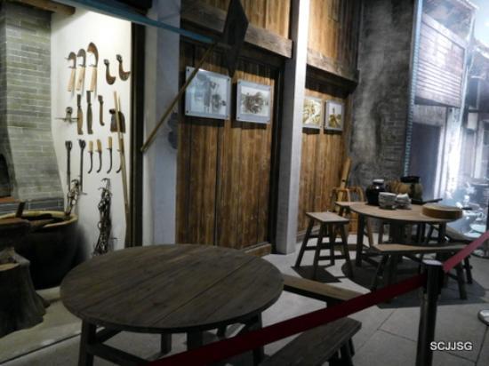 Jiangmen, China: Wuyi Huaqiao Museum