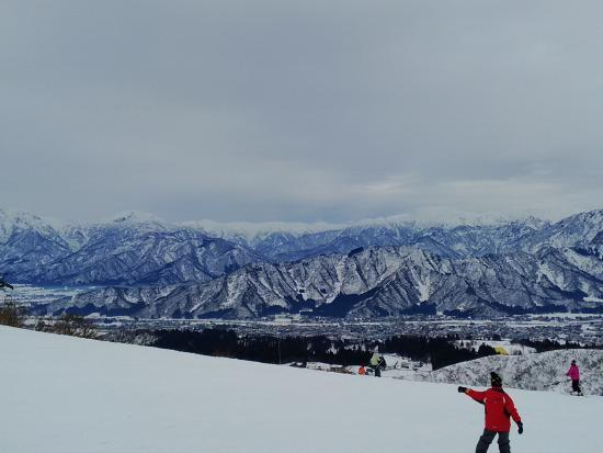 Muika Snow Resort