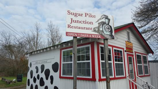 Sugar Pike Junctions