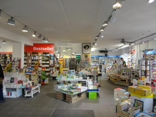 Bahnhofsbuchhandlung Wittmann