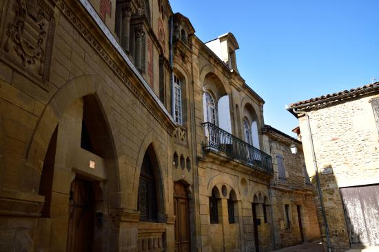Belvés, Francia: ベルビス村内