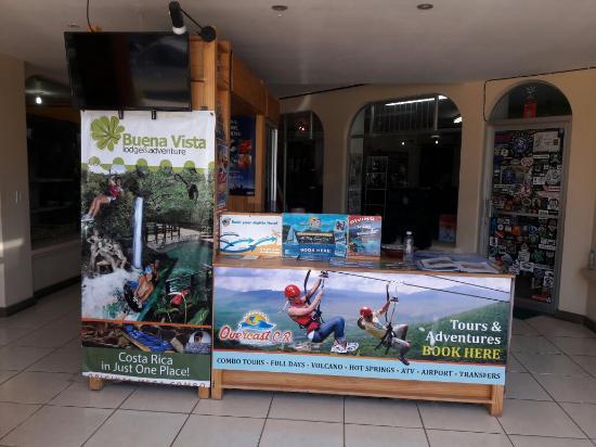 Σάντα Κρουζ, Κόστα Ρίκα: Overcast Costa Rica