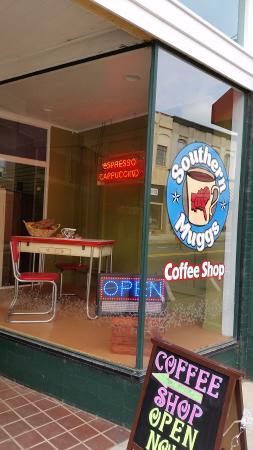 Southern Muggs Coffee Main Stree Entrance