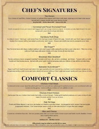 Tavern 1929: Signatures and Classics