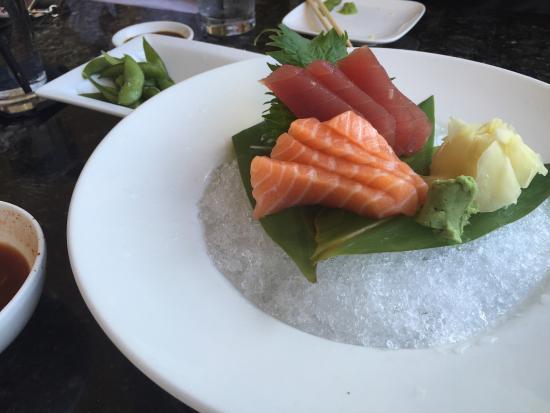 Uni Sushi: Muy fresco!