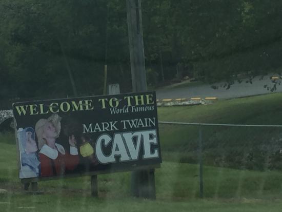 Mark Twain Cave and Cameron Cave: photo2.jpg