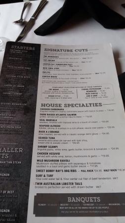 Merrill & Houston's Steak joint : photo3.jpg
