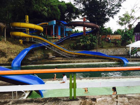 Jumandi Caves : Las piscinas :)