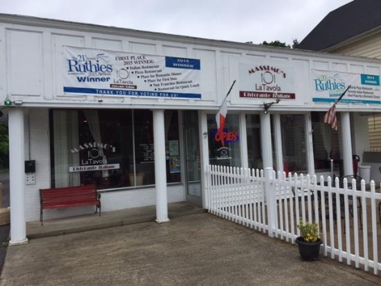An interesting little restaurant in Smyrna