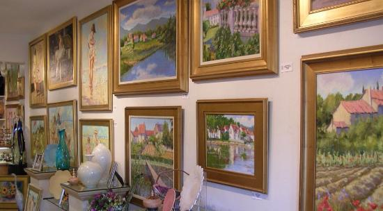 Moneta, VA: The Little Gallery on Smith Mountain Lake1