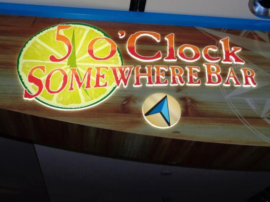 Margaritaville Casino : Bar