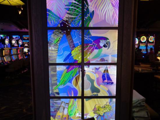 Margaritaville Casino : Inside casino