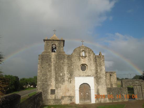 Quarters at Presidio la Bahia: Chapel: Nuestra Senora de Loreto de la Bahia