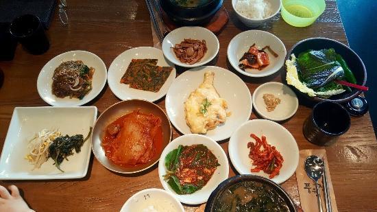 Pungwon Miyeokguk Jeongchan