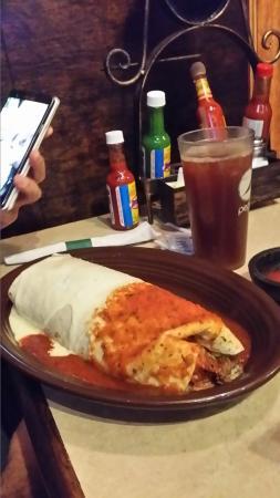 Eagan, Μινεσότα: The Burrito!