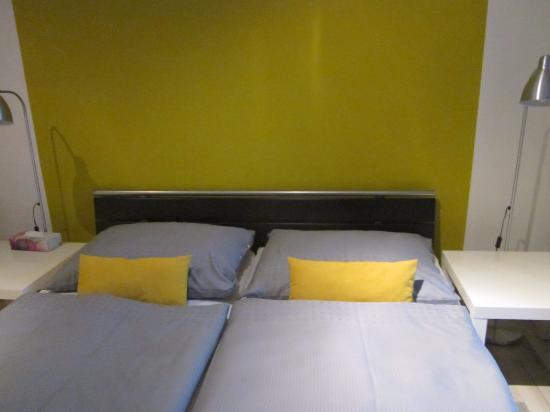 VV Hotel: кровати удобные
