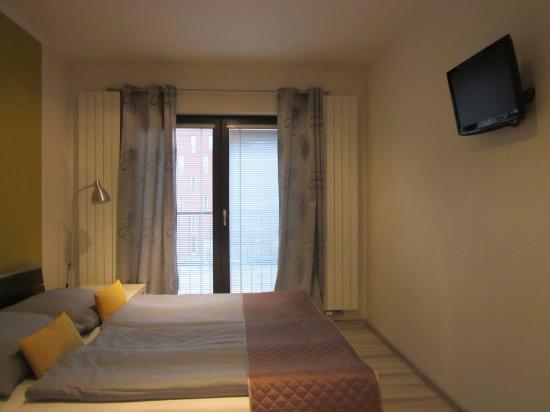 VV Hotel: двухместный номер