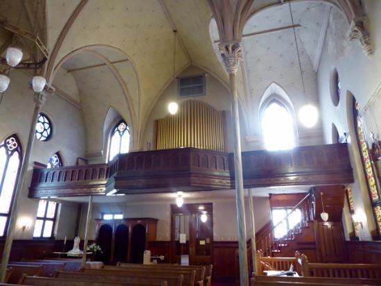 Old St. Peter's Landmark: St. Peter's Landmark