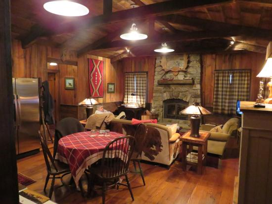 The Ranch at Rock Creek: Living Room