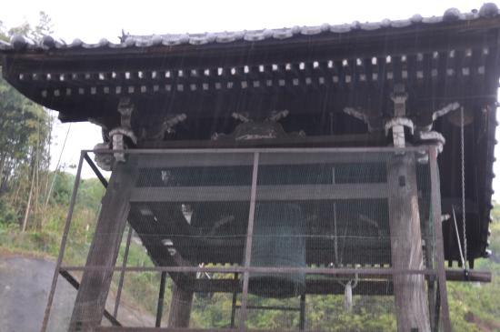 Kaita-cho, Japonia: 明顕寺梵鐘/江戸時代中期に造られました