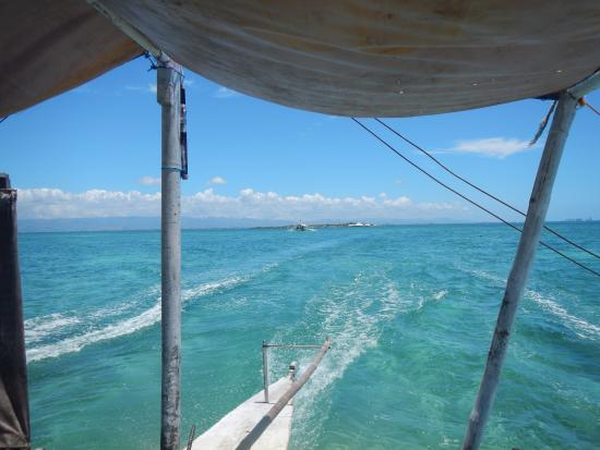 Freedive HQ : Boat trip to nearby marine park