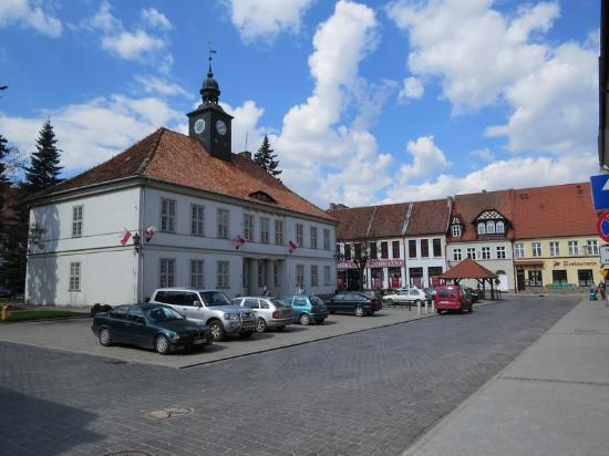 ‪Town Hall in Reszel‬