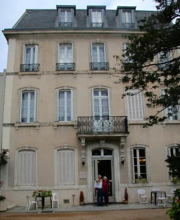 Hotel Montsegur : Formerly a home now an elegant hotel
