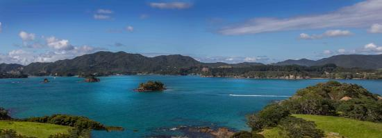 Bay of Islands Holiday Apartments and Campervan Park Ltd: Bay of Islands Cruise