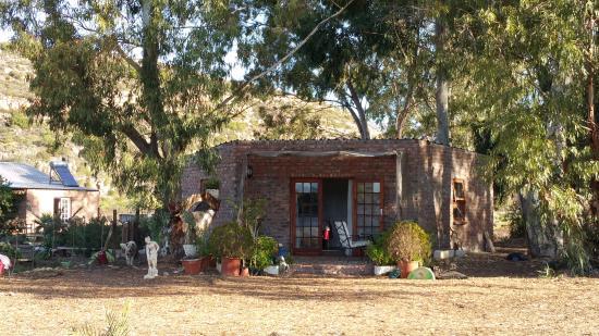 Deirdre Scott-Rogerson Riverstone Farm Retreat: The therapy room at Riverstone Farm