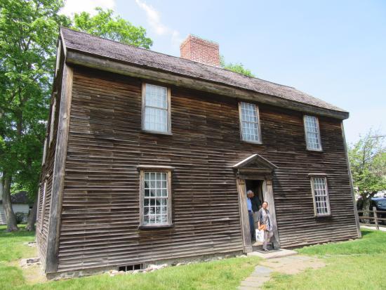 Quincy, Массачусетс: John Adams Birthplace